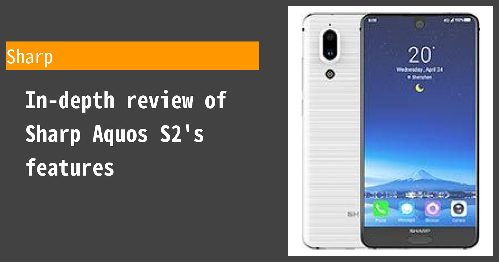 😱 Sharp aquos s2 android update | Update Sharp Aquos S2 To